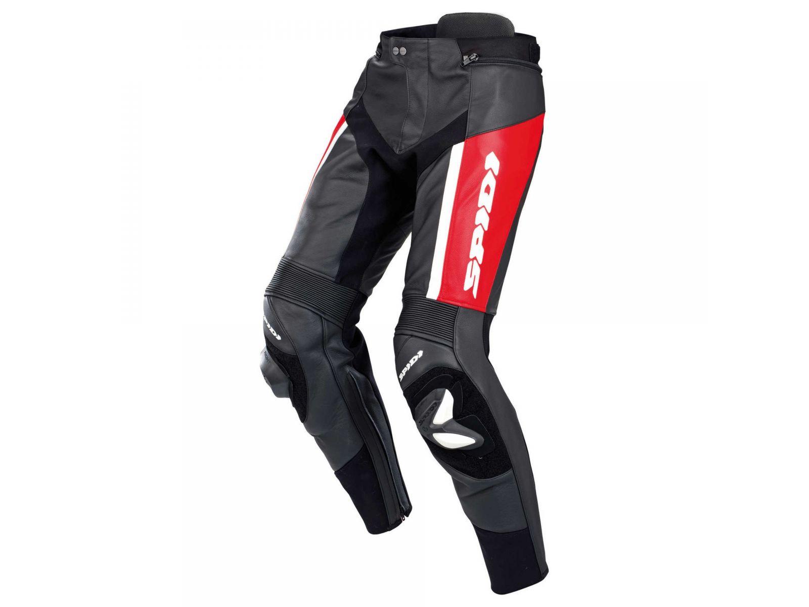 Мотобрюки SPIDI RR PRO Black/Red