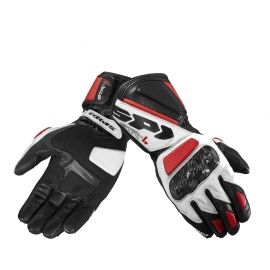 Перчатки SPIDI STR-4 Black/Red