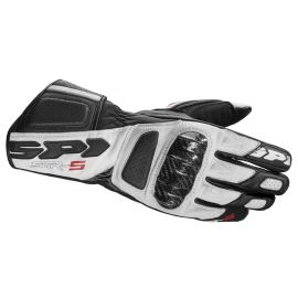 Перчатки SPIDI STR-5 White/Black