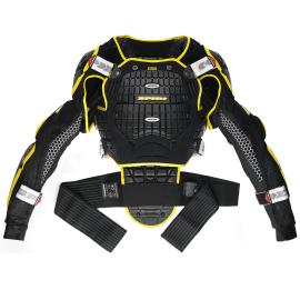 Моточерепаха SPIDI WARRIOR JACKET Black/Yellow