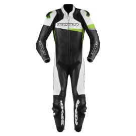 Мотокомбинезон SPIDI RACE WARRIOR PERF Black/Green Kawa