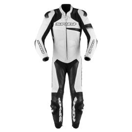 Мотокомбинезон SPIDI RACE WARRIOR PERF White/Black