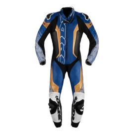 Мотокомбинезон SPIDI  SUPERSONIC PERF PRO Blue/Gold
