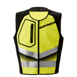 Жилет SPIDI HV VEST LIGHT Yellow Fluo