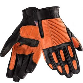 Мотоперчатки Blauer H.T. Banner Black Orange