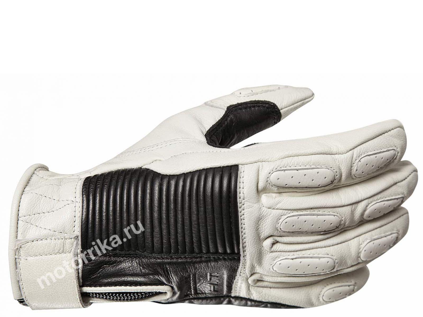 Мотоперчатки Blauer H.T. Banner White Black