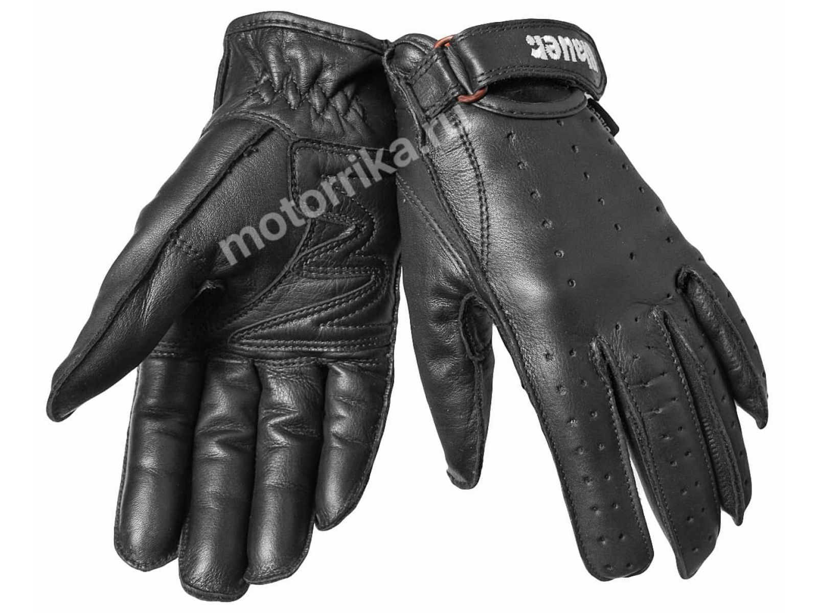 Мотоперчатки Blauer H.T. Cafe Race Black