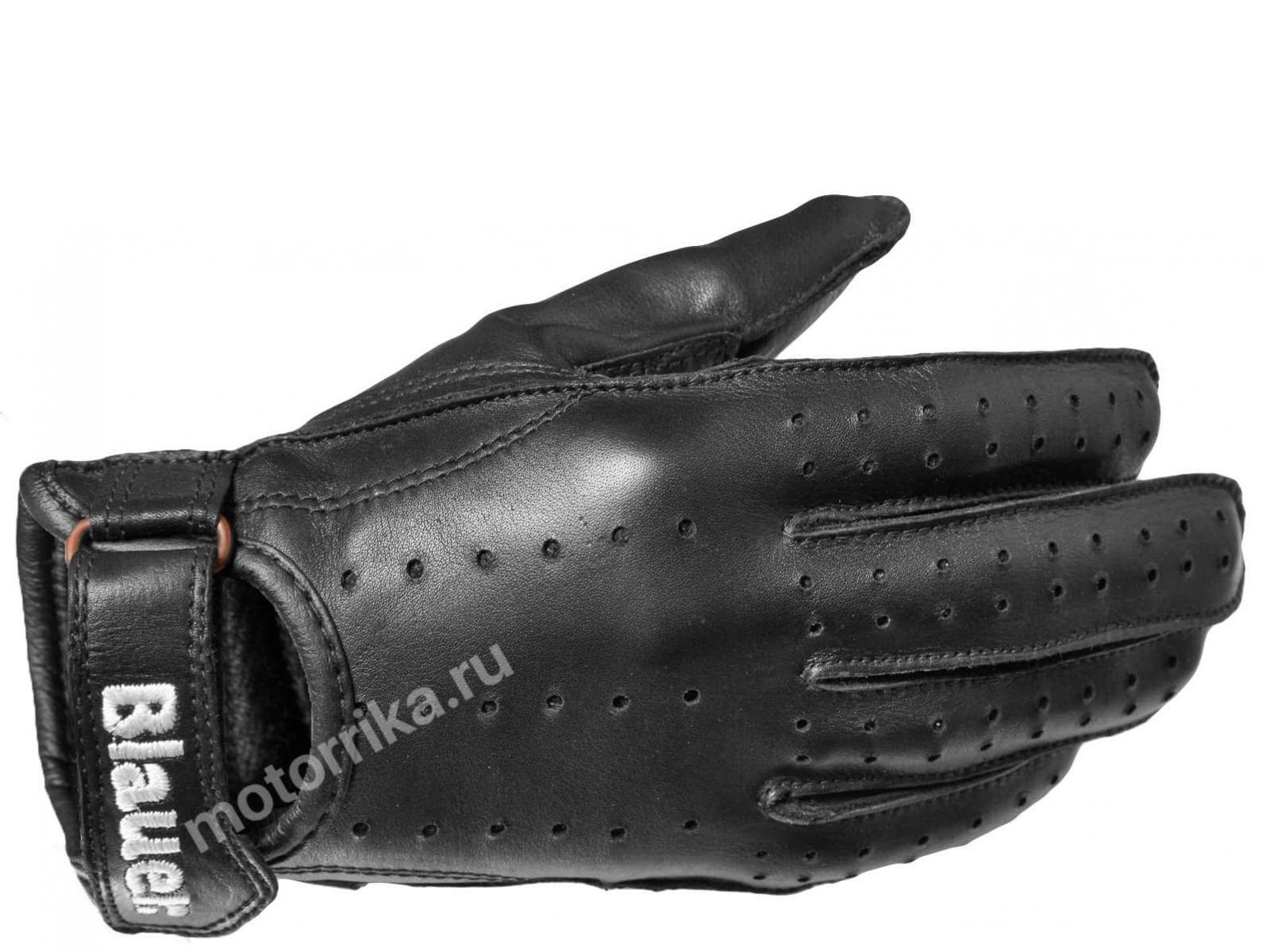 Мотоперчатки Blauer H.T. Cafe Race Black