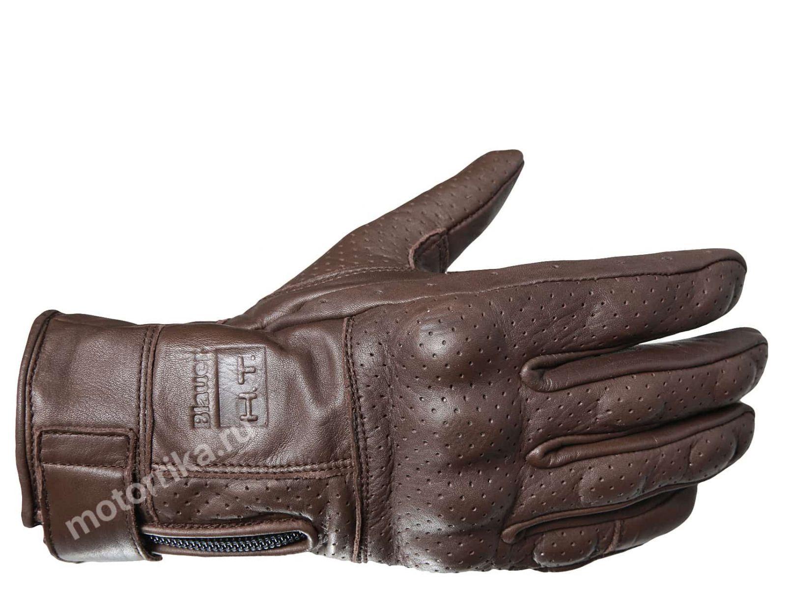 Мотоперчатки Blauer H.T. Combo Brown