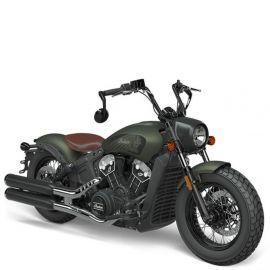 Мотоцикл INDIAN SCOUT BOBBER TWENTY - Sage Brush '2021
