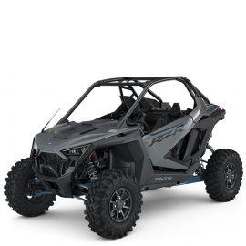 Мотовездеход Polaris RZR 64 Pro XP Ultimate - Matte Titanium Metallic 2021