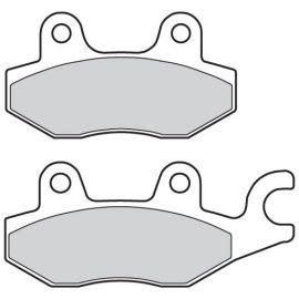 Колодки тормозные для Kawasaki Ninja 250 08-14, Ninja 300 13-14