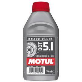 Тормозная жидкость Motul DOT 5.1 0,5л