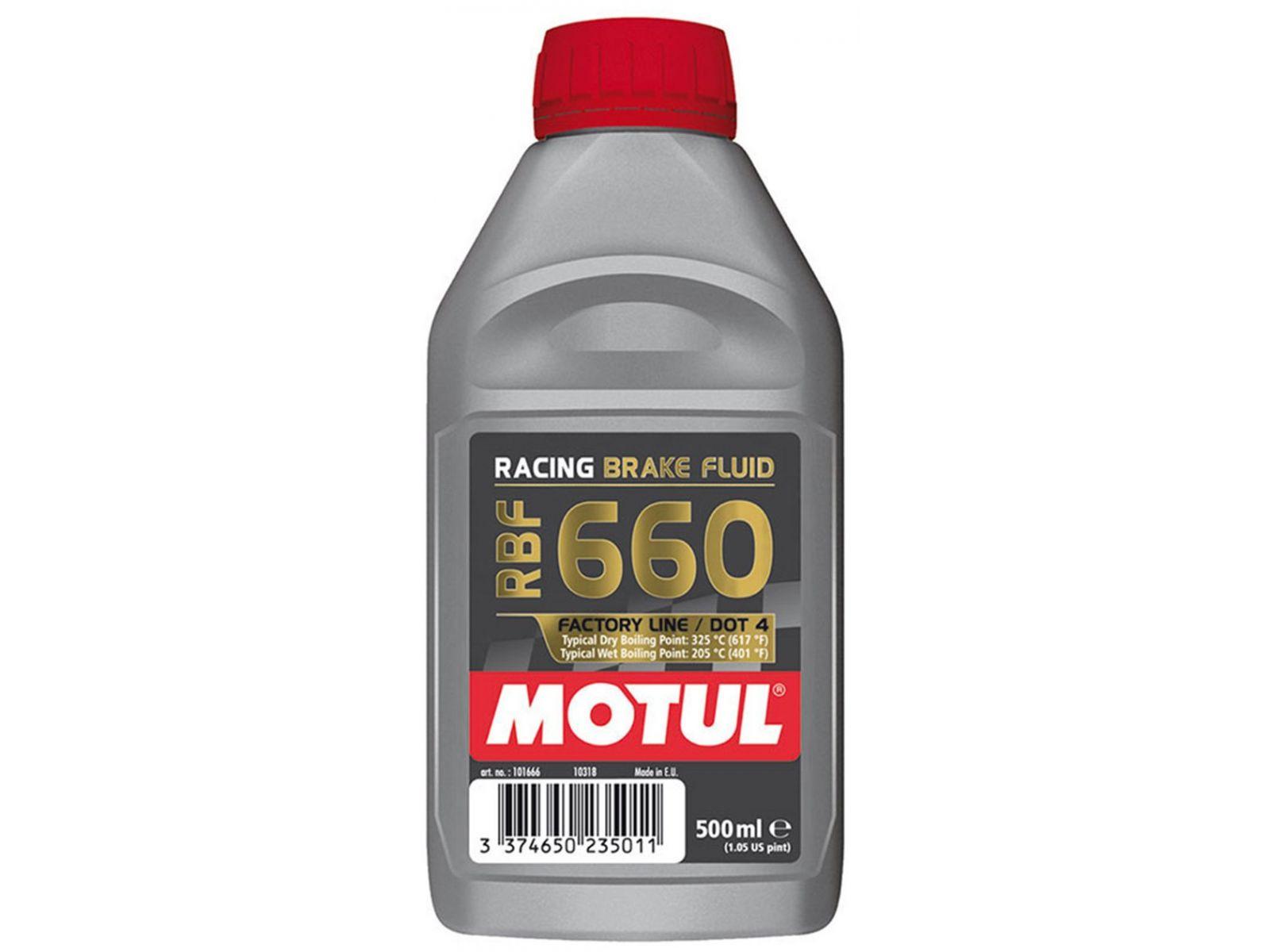 Тормозная жидкость Motul RBF 660 Factory Line 0,5л