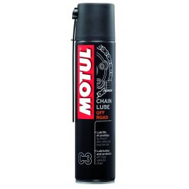 Смазка цепи Motul  С3 Chain Lube Off Road 0,4л
