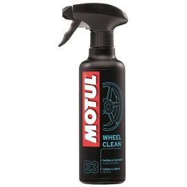 Очиститель колесных дисков Motul E3 Wheel Clean 0,4л