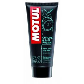 Полироль для хрома Motul Chrome Alu Polish E6 0,1л