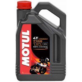 Масло моторное Motul 7100 10W50 4л