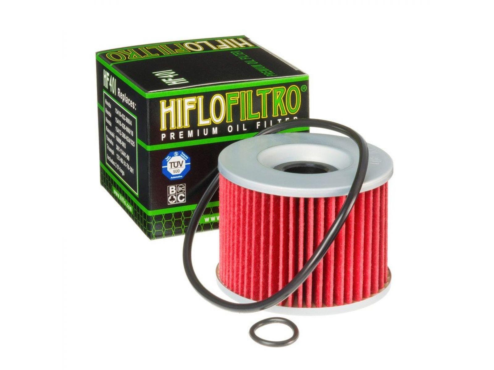 Масляный фильтр HiFlo HF401