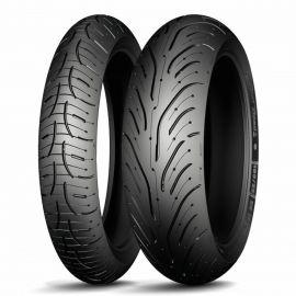 Мотошина задняя Michelin Pilot Road 4 190/55-17 75W