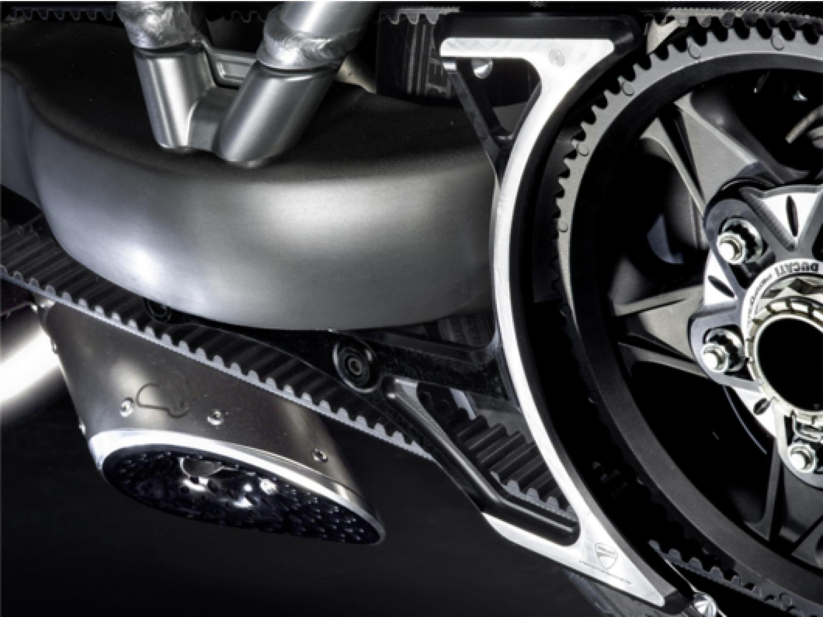 Защита приводного ремня для Ducati XDiavel 16-17