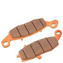 Колодки тормозные правые для Kawasaki Versys 650 7-14, Ninja 650 6-16, ER-6f 14-16, ER-6n 6-16, ZR750 4-6, Ninja 400R 11-17, ER-4N 11-13