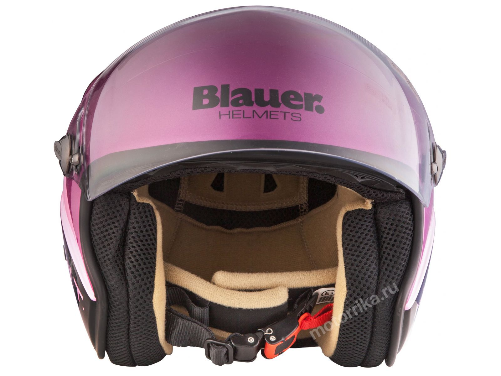 Мотошлем Blauer H.T. Boston Fuxia