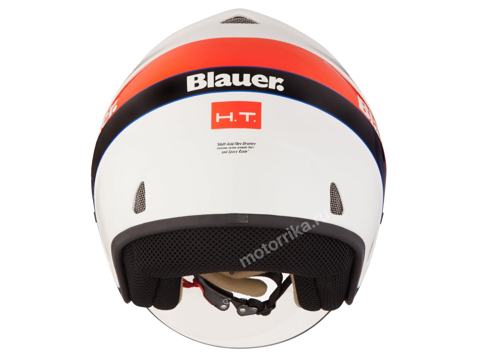Мотошлем Blauer H.T. Boston White