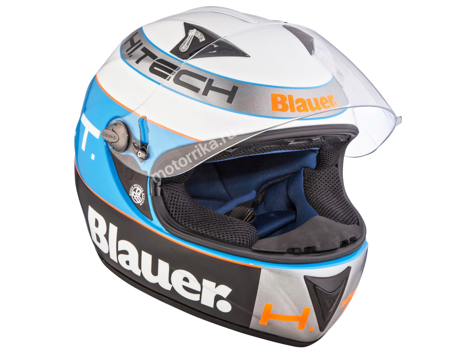 Мотошлем Blauer H.T. Force One Limited Editione Magny Cours