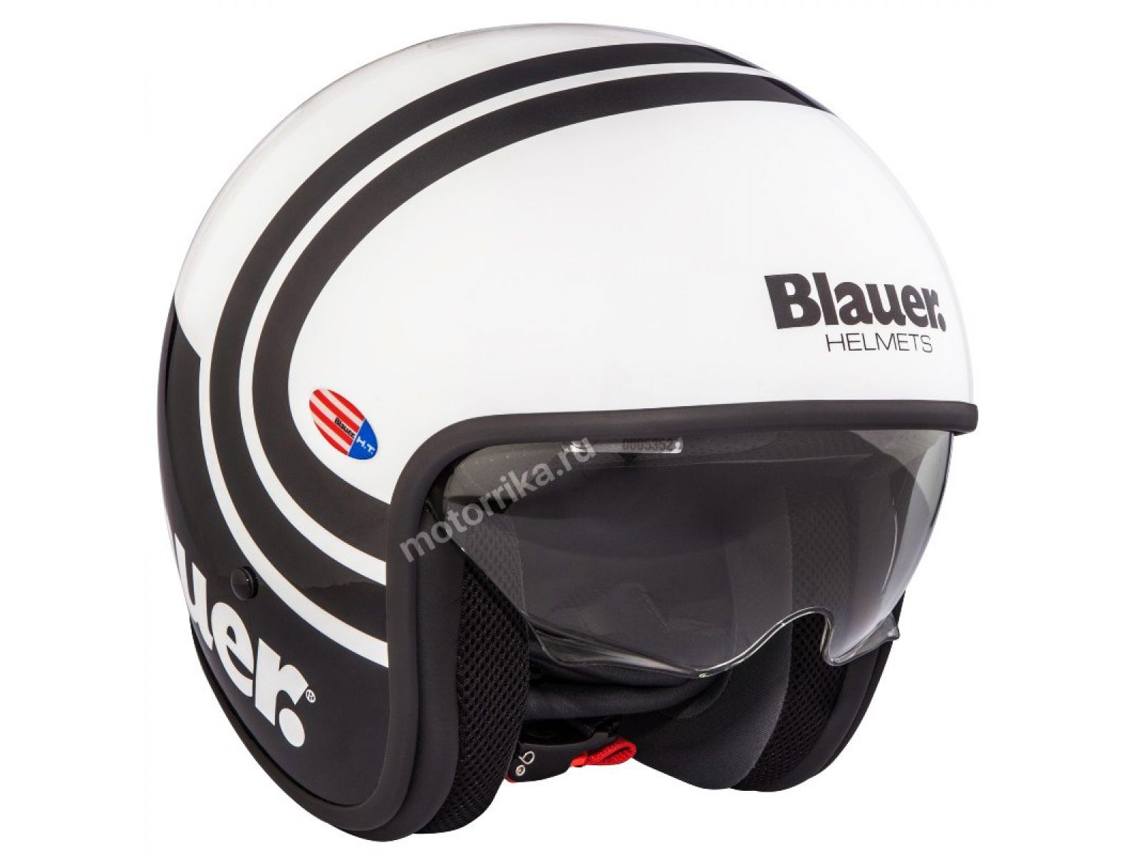 Мотошлем Blauer H.T. Pilot 2.0. White
