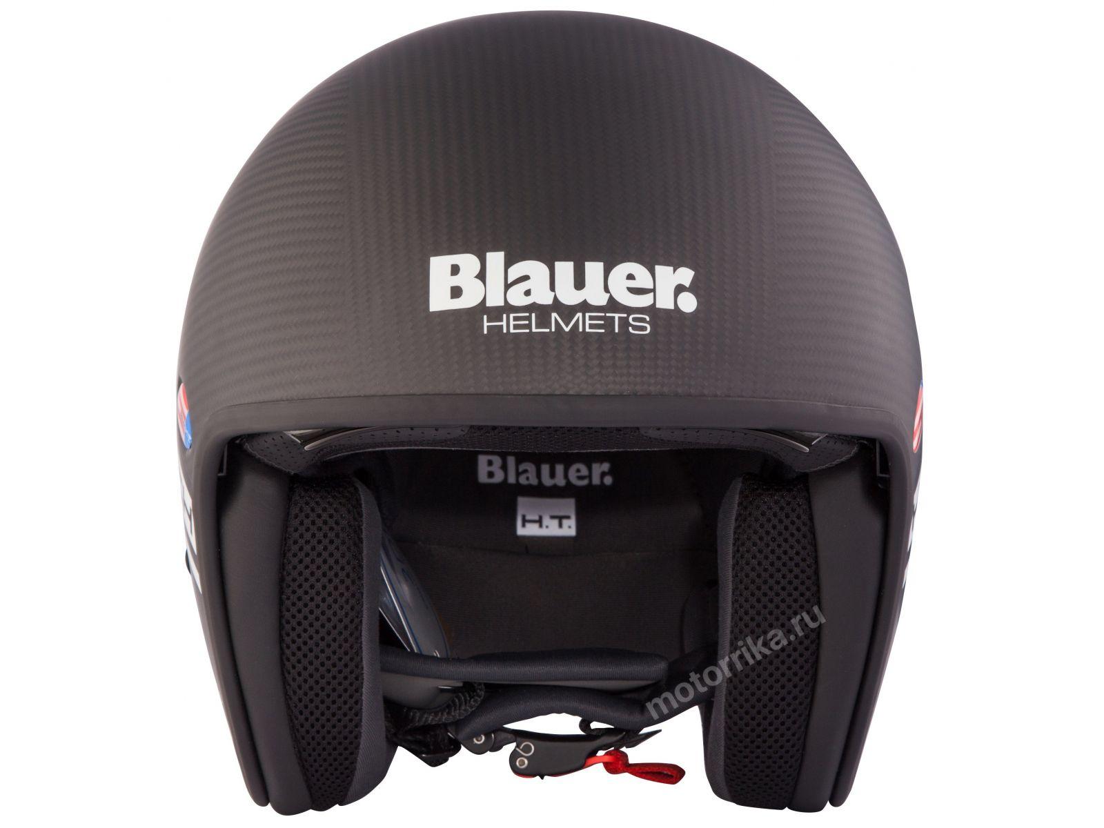 Мотошлем Blauer H.T. Pilot 1.1. Carbon