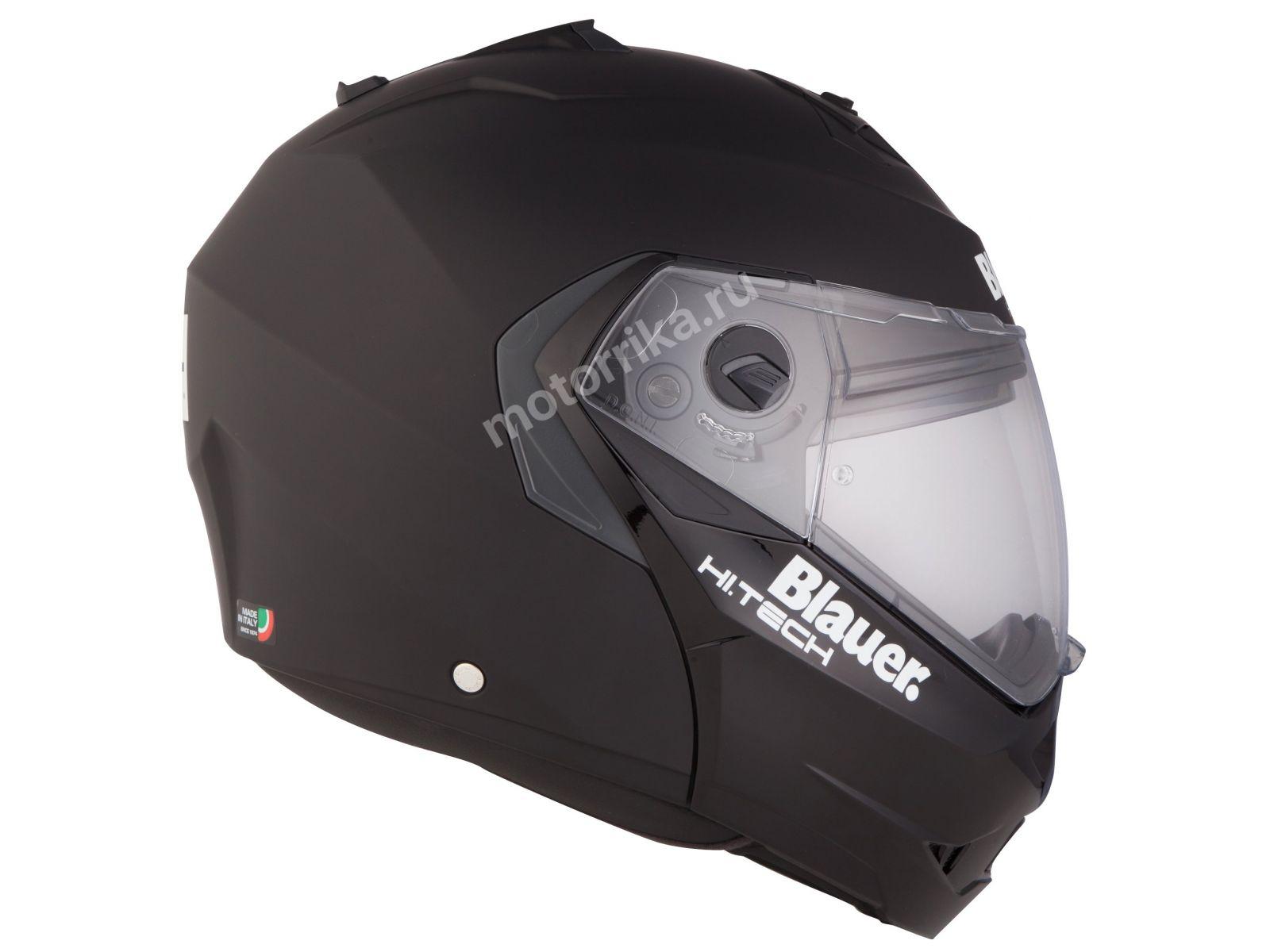 Мотошлем Blauer H.T. Sky Black/Black