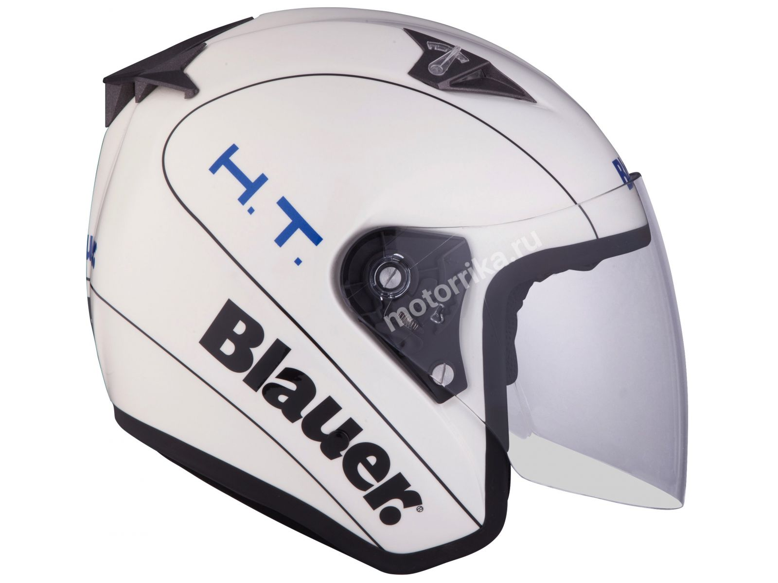 Мотошлем Blauer H.T. Trooper White