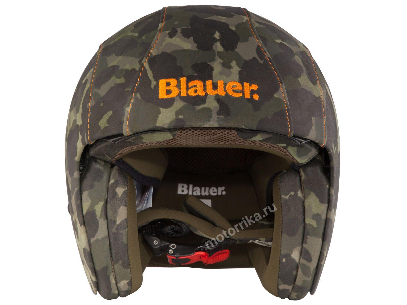 Мотошлем Blauer H.T. Pilot 1.1 Camouflage