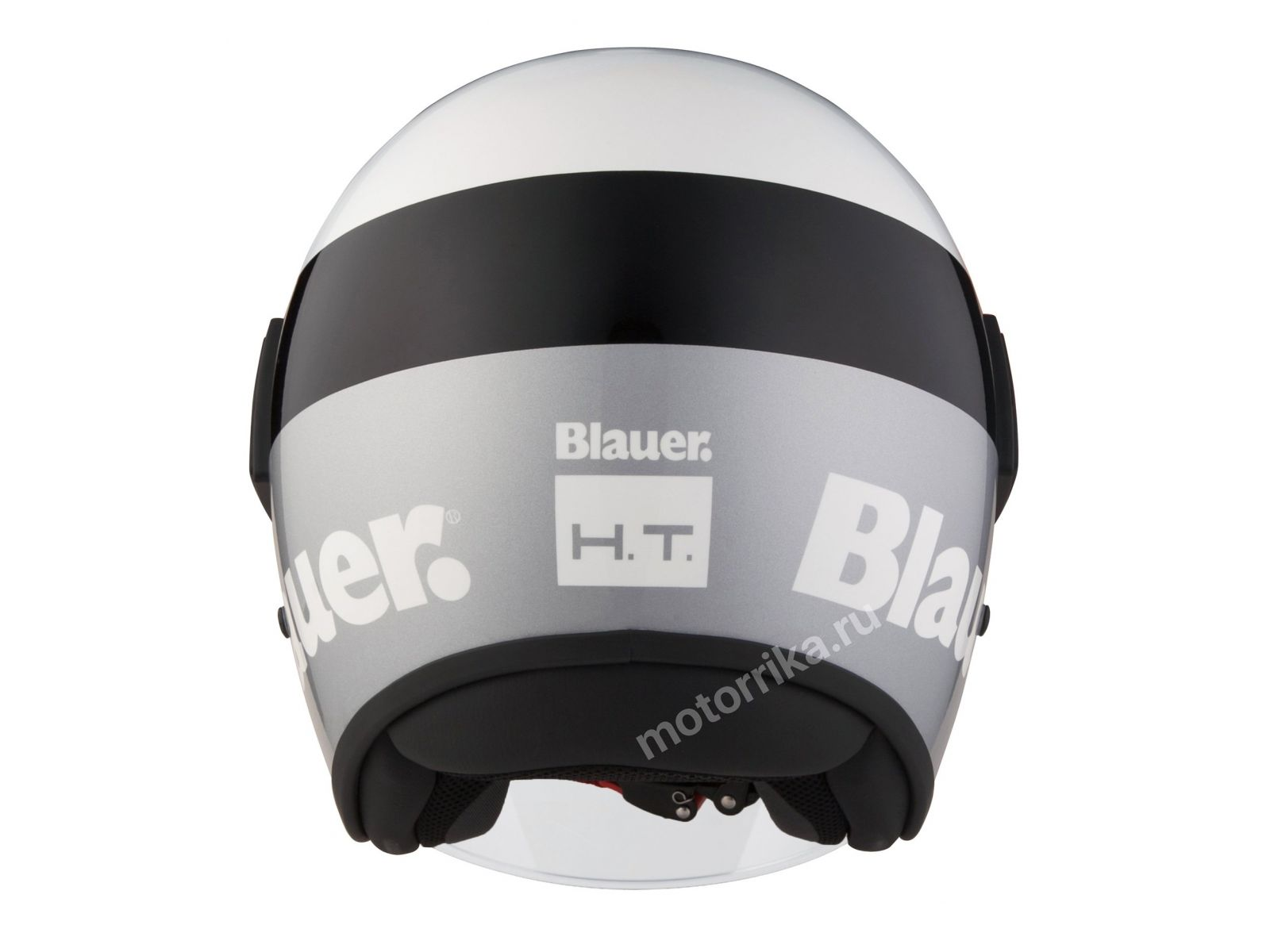 Мотошлем Blauer H.T. Pod White Grey