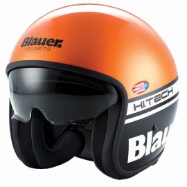 Мотошлем Blauer H.T. Pilot 1.1. Orange