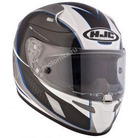 Мотошлем HJC RPHA10 Plus Cage Blue