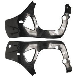 Защита рамы Carbonin для Honda CBR600RR 07-12