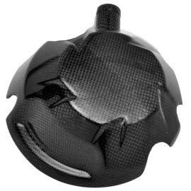 Защита крышки сцепления Carbonin для Kawasaki Z1000 10-12