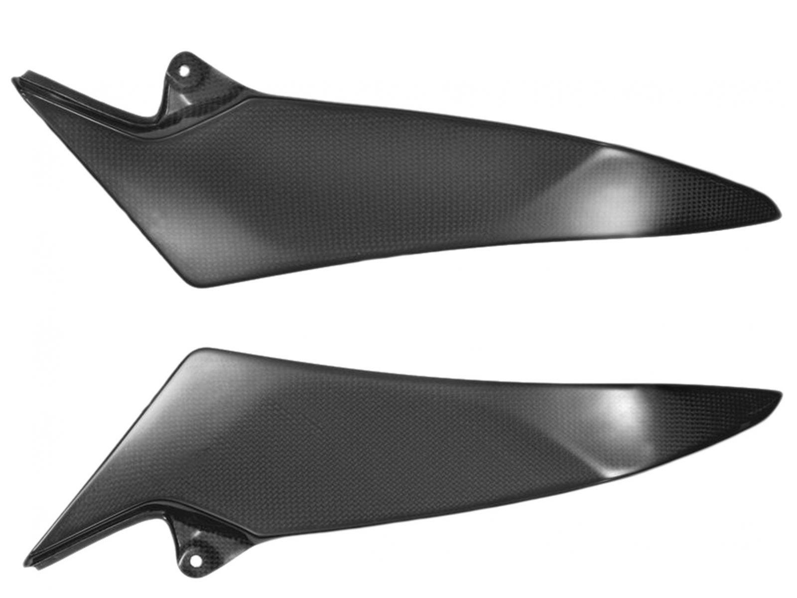 Накладки на бак Carbonin для Yamaha YZF R1 09-12