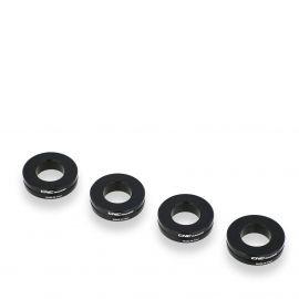 Шайбы для суппортов CNC RACING IFD01B Black для Ducati и Aprilia