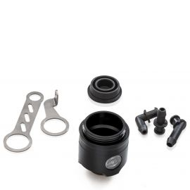 Расширительный бачок для сцепления/заднего тормозного цилиндра CNC RACING SEB12B Black 12 мл