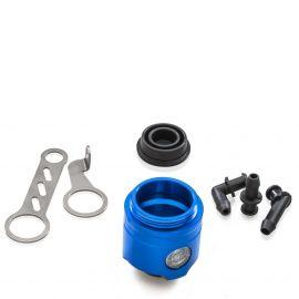 Расширительный бачок для сцепления/заднего тормозного цилиндра CNC RACING SEB12L Blue 12 мл