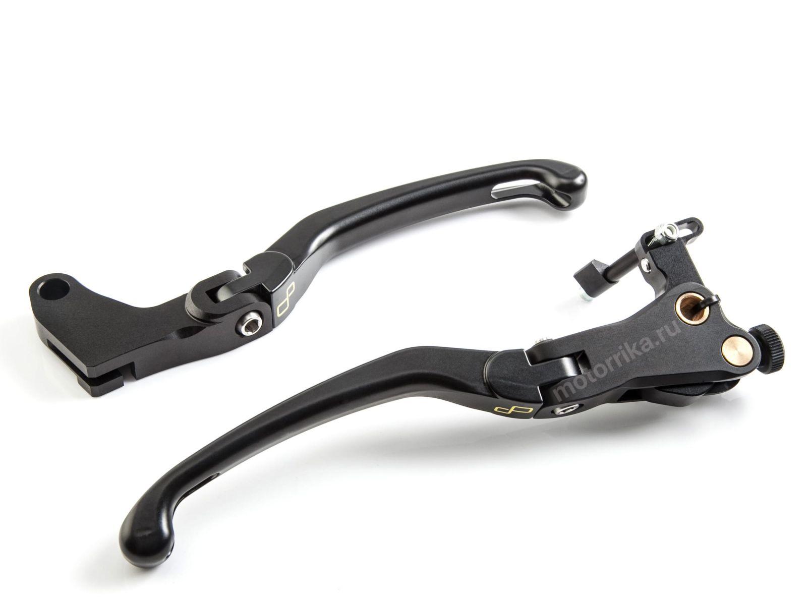 Комплект рычагов Lightech для Suzuki GSX-R600 06-14, Suzuki GSX-R750 06-14, GSX-R1000 11-14