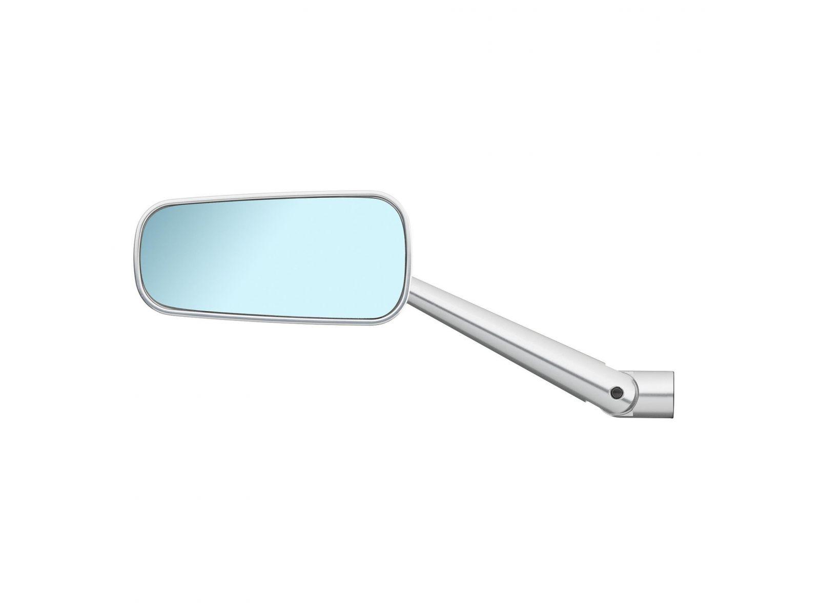 Зеркало универсальное Rizoma Linea Silver