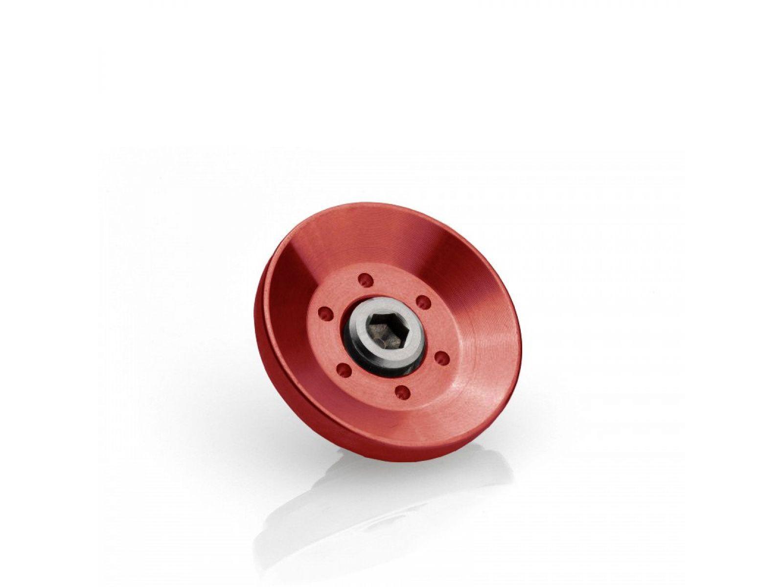 Комплект заглушек в раму Rizoma для Ducati Diavel 11-16
