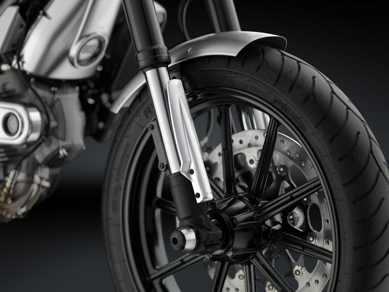 Защита перьев вилки Rizoma для Ducati Scrambler 15-17