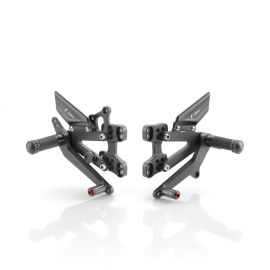 Комплект регулируемых подножек Rizoma для BMW S1000RR 09-14, S1000R 14-16