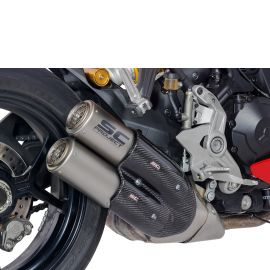 Глушитель SC Project CR-T для Ducati Supersport 939 17-19