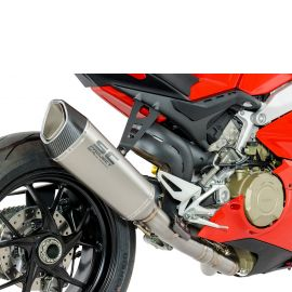 Глушитель SC Project SC1-R для Ducati Panigale V4 18-19